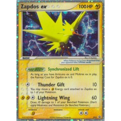 Zapdos EX (promo) slightly played condition