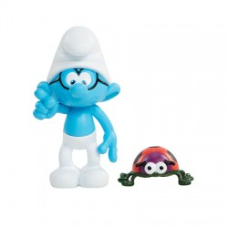 Brainy Smurf & Snappy Bug