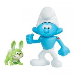 Hefty Smurf & Bucky