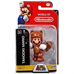 Tanooki Mario World of Nintendo figur