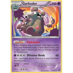 Garbodor (holo rare)