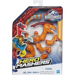 Parasaurolophus Jurassic World Hero Masher