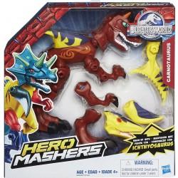 Carnotaurus Jurassic World Hero Mashers
