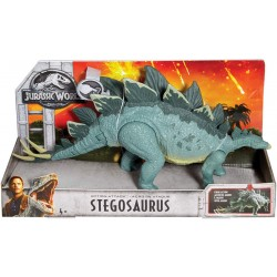 FORUDBESTIL - Action Attack Stegosaurus Jurassic World