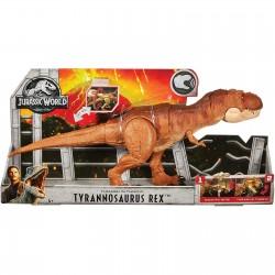FORUDBESTIL - Trash'n Throw Tyrannosaurus Rex - Jurassic World
