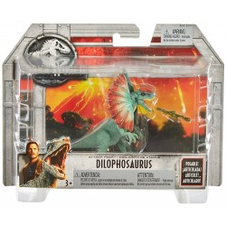 Dilophosaurus Attack Pack Jurassic World