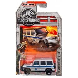 Mercedes-Benz Matchbox Jurassic World