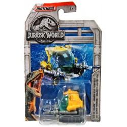 Deep-dive Submarine Matchbox Jurassic World