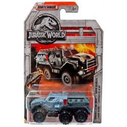 Armored Action Truck Matchbox Jurassic World