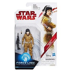 Resistance Tech Rose Force Link Figure, 3.75 Inches Star Wars C1534