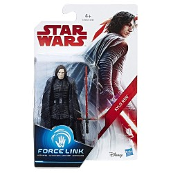 Kylo Ren Force Link 3.75 inch Figure Star Wars the Last Jedi