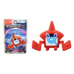Rotom Pokedex Pokemon Figure Takara Tomy