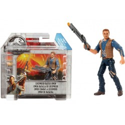 Lockwood Battle Owen - Jurassic World - Basic Figure