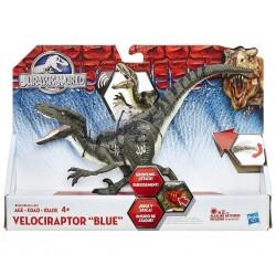 Elektronisk Velociraptor Blue