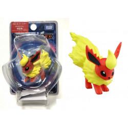 Flareon Pokemon figure Takara Tomy