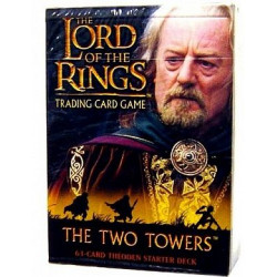 Theoden Starter Deck - The Lord of the Rings The Two Towers Starter Deck