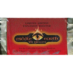Middle Earth CCG The Dragons  - Ice Crown - Booster Pack