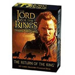 Aragorn Starter Deck - The Lord of the Rings TCG Return of the King