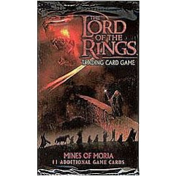 The Lord of the Rings TCG Mines of Moria Booster Pack