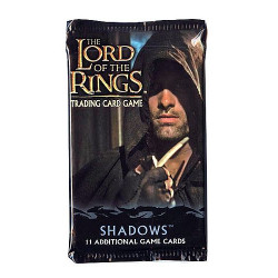 The Lord of the Rings TCG Shadows Booster Pack