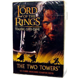 Aragorn Starter Deck - The Lord of the Rings TCG The Two Towers