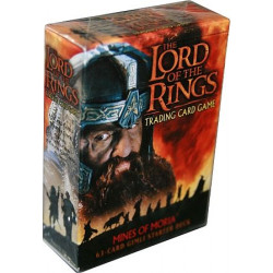Gimli Starter Deck - The Lord of the Rings TCG Mines of Moria