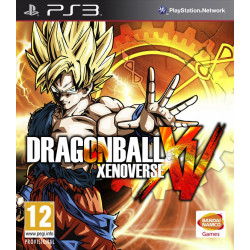 Dragon Ball: Xenoverse - Playstation 3
