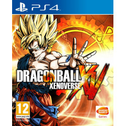 Dragon Ball: Xenoverse - Playstation 4