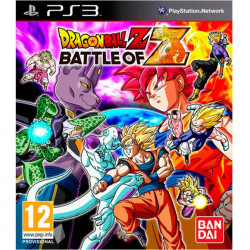 Dragon Ball Z: Battle of Z (Import) - Playstation 3