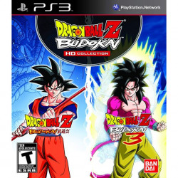 Dragon Ball Z Budokai HD Collection (Import) - Playstation 3