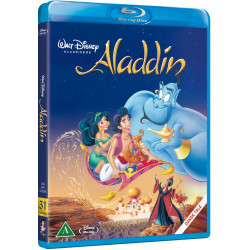 Disneys Aladdin - Masterpiece Collection (Blu-Ray)
