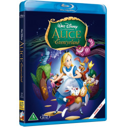 Disney's Alice i eventyrland - 60th. Anniversary edition (Blu-Ray)