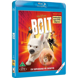 Disneys Bolt - (Blu-Ray)