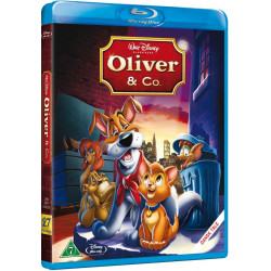 Disneys Oliver & Co (Blu-Ray)