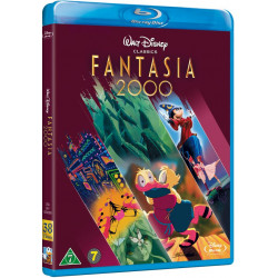 Disney's Fantasia 2000 (Blu-Ray)