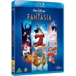 Disneys Fantasia (Blu-Ray)