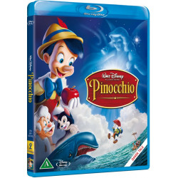 Disneys Pinocchio (Blu-Ray)