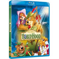Disneys Robin Hood (Blu-Ray)