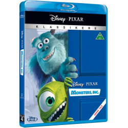 Disneys Monsters, Inc. (Blu-Ray)