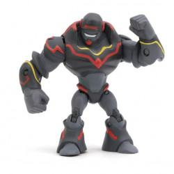 Gormiti - 8 cm Figur - Vulkan