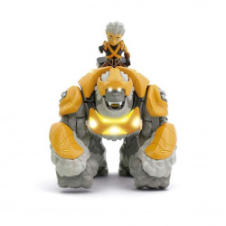 Gormiti - Hyper Beast + 7 cm Hearlds, Gorok & Trek
