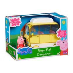 Gurli Gris - Campingvogn med figurer