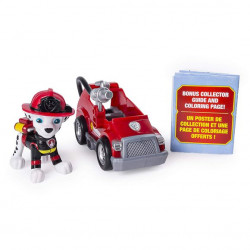 Paw Patrol - Ultimate Rescue Mini - Marshall Mini Brand Vogn