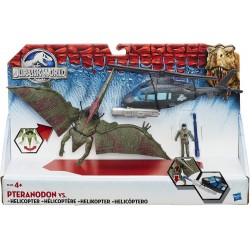 Pteranodon vs. Helicopter