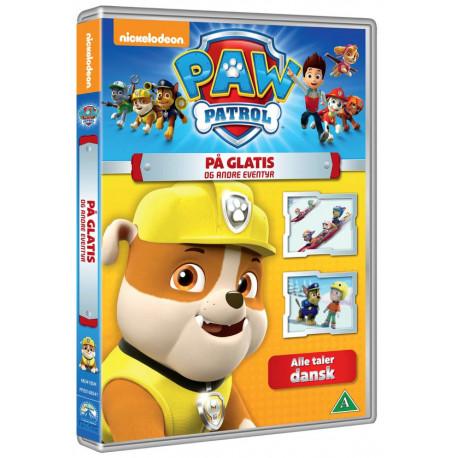 Paw Patrol - Sæson 1 - Vol. 2 - DVD