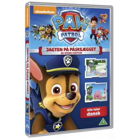 Paw Patrol - Sæson 1 - Vol. 3 - DVD