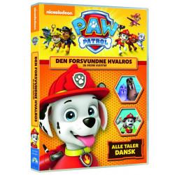 PAW Patrol: Sæson 2, Vol. 8 - Den forsvundne hvalros og andre eventyr - DVD