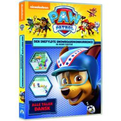 PAW Patrol: Sæson 2, Vol. 9 - DVD