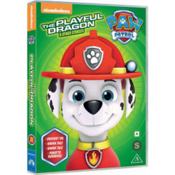 Paw patrol Sæson 4: Vol 1 -DVD