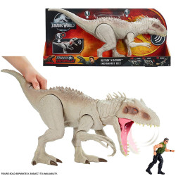 PRE-ORDER Destroy 'n Devour Indominus Rex Jurassic World Dino Rivals